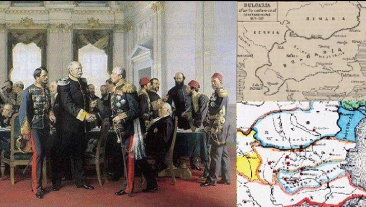 Резултат с изображение за Берлинския договор.