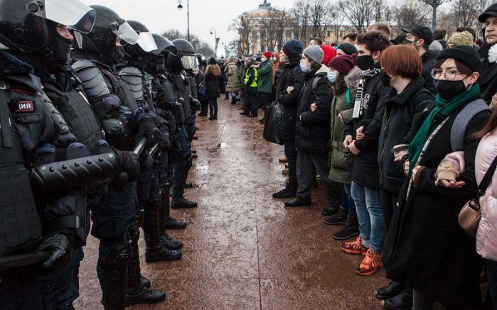 Снимка: Новая газета .