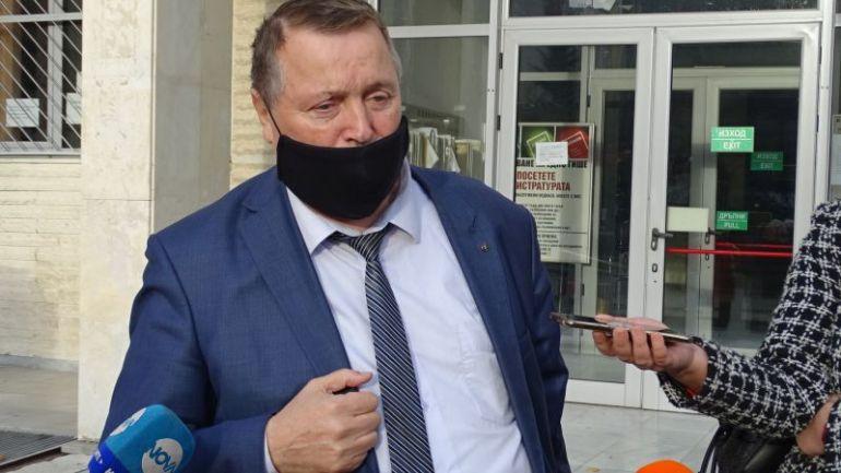 адвокатът Маньо Алексиев