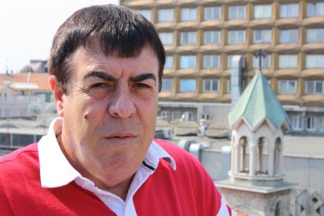 Бенчо Бенчев, снимка: Gramofona.com.