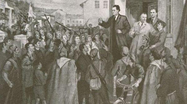 """Подпалвачът на гражданската война е увековечен от """"творците"""" на социализма"""