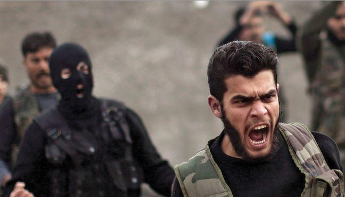 Лицето на терора
