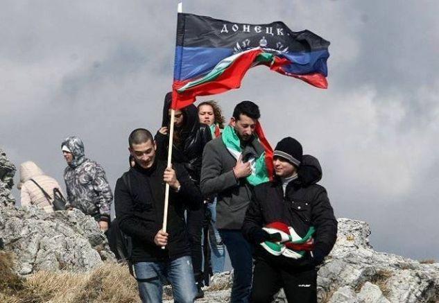 Провокаторите със знамето на несъществуващата република