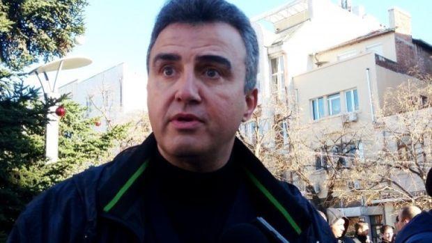 Ивайло Дражев. Снимка: Burgas24.bg