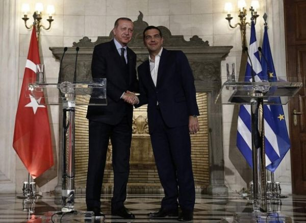 Ердоган и Ципрас
