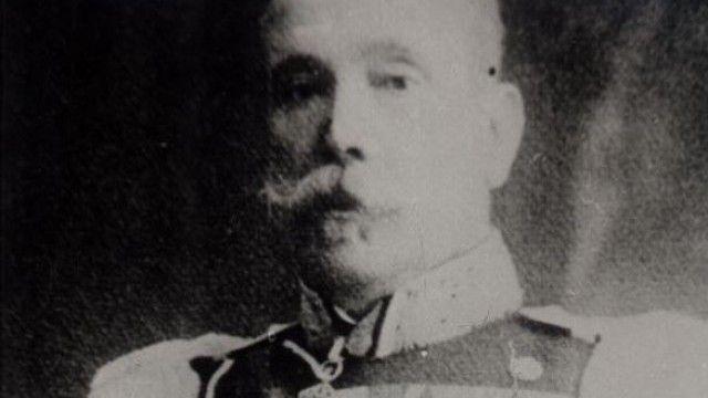 Ген. Михаил Савов
