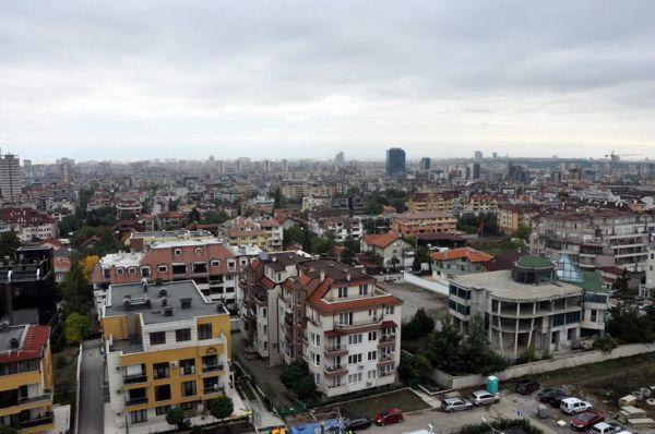 © Строителство Градът