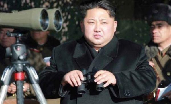 диктаторът Ким Чен-Ун