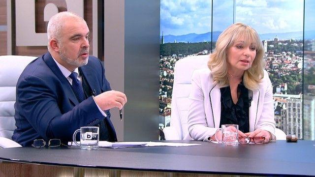Маноил Манев и Татяна Иванова