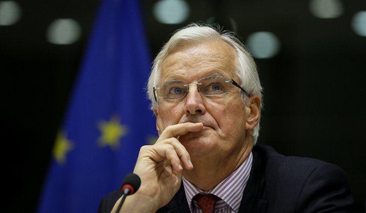 Главният преговарящ на Европейския съюз за Брекзит Мишел Барние