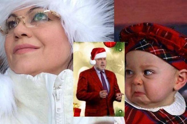 Социалисти по Коледа