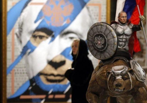 В страната на Супер Путин