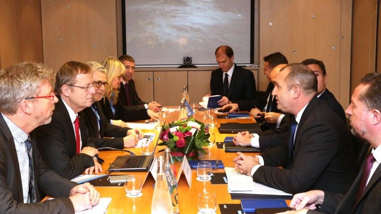 Снимка: www.president.bg