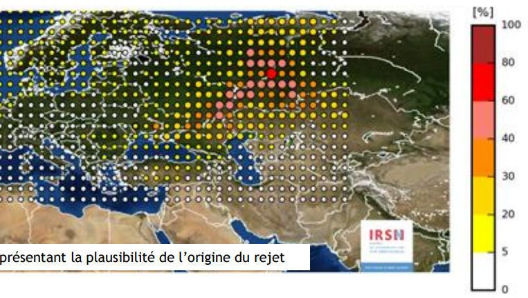 Rusiya Prizna Che E Prichinila Radioaktivniya Oblak Nad Evropa Faktor
