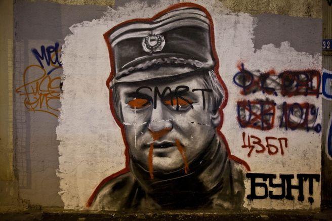 В Босна и Херцеговина още витае кървавият спомен за Ратко Младич