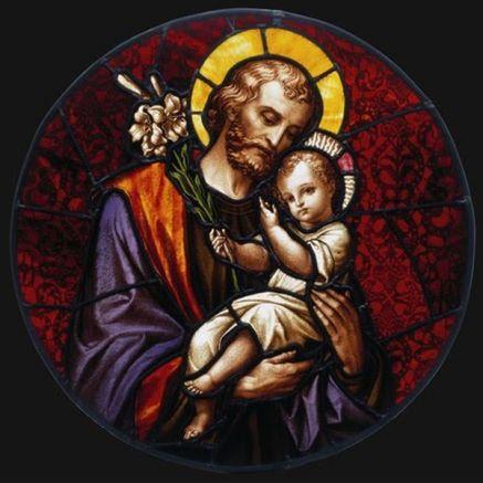 Св. Йосиф и Маденецът