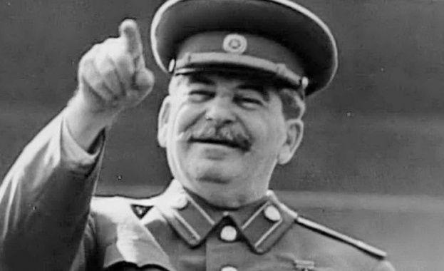 сатрапът Сталин