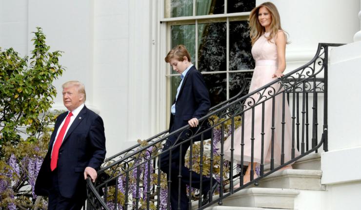 Обитателите на Белия дом стряскат кандидатите