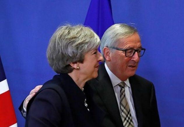 Дали Мей и Юнкер ще се разберат за Брекзит...