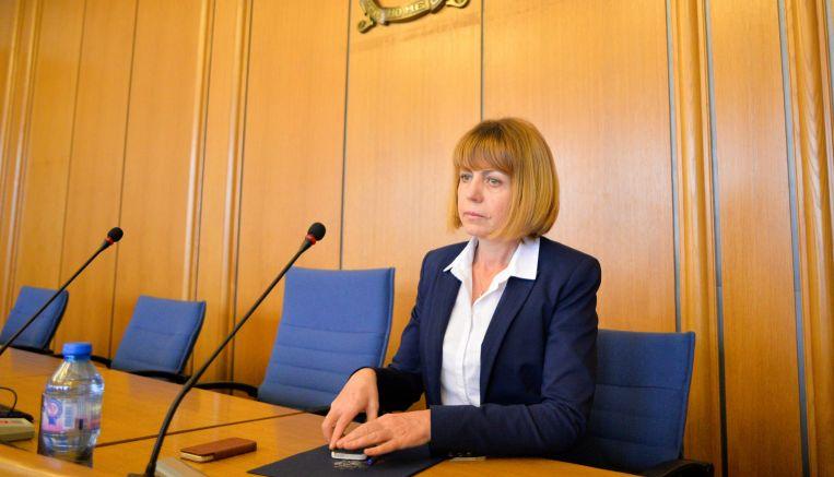 Кметът на София Йорданка Фандъкова