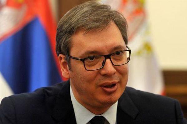 Александър Вучич