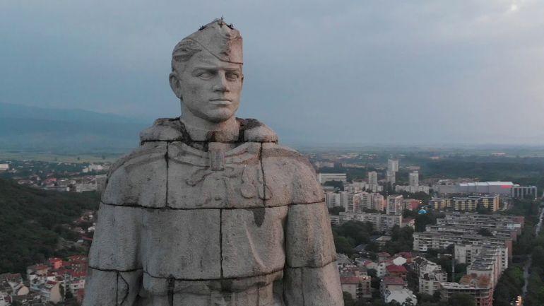 Паметникът на Альоша