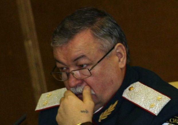 Анатолий Острягин