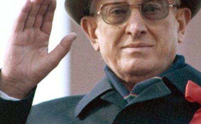 Юрий Андропов - овладял с КГБ държавата СССР
