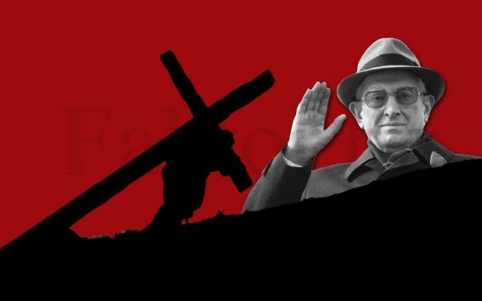"Андропов като идеолог на плана ""Голгота"""