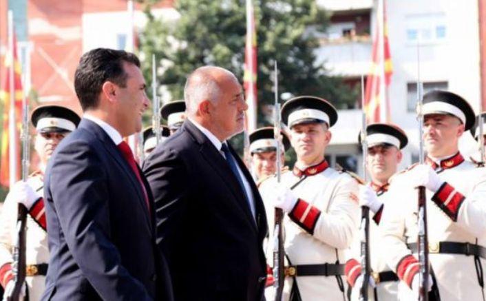Борисов и Заев