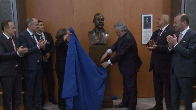 Антонио Таяни и Бойко Борисов, снимка: Фейсбук