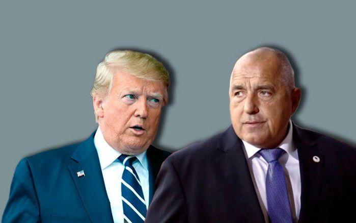 Борисов и Тръмп