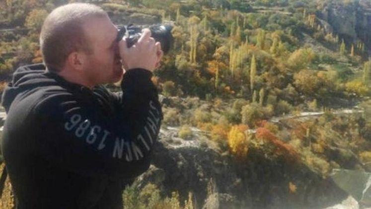 Фотографията е едно от любимите занимания на терориста Брентън Тарант