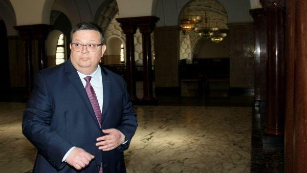 по това време главен прокурор е Сотир Цацаров