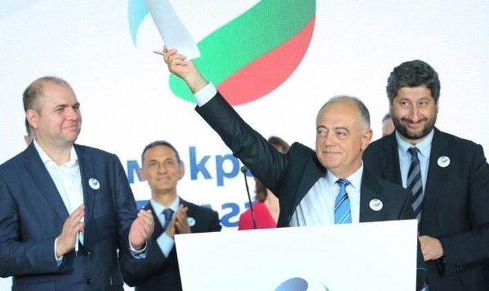 Учредителите на новата коалиция