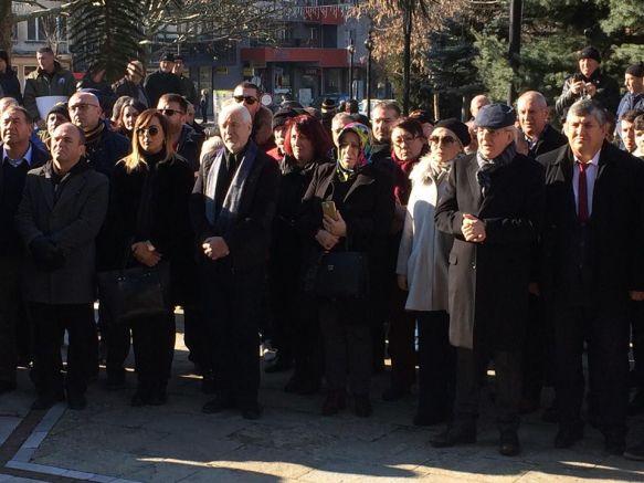 На възпоменанието в Момчилград
