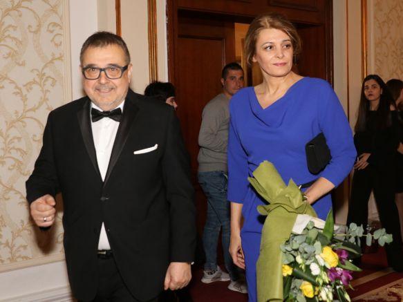 Любомир Стойков и Десислава Радева