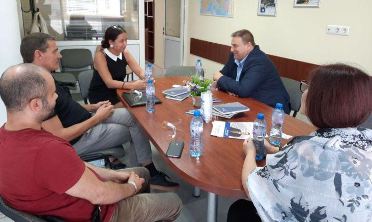 Емил Радев, снимка: пресцентър на ГЕРБ
