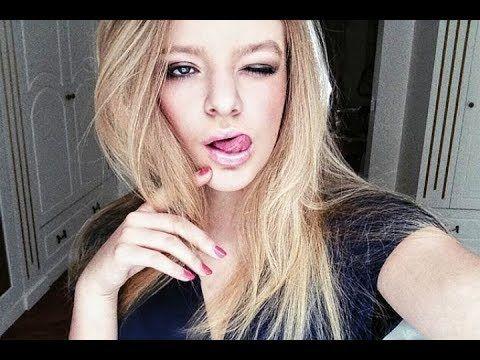 Eлизавета Пескова, снимка от личния и профил в Инстаграм