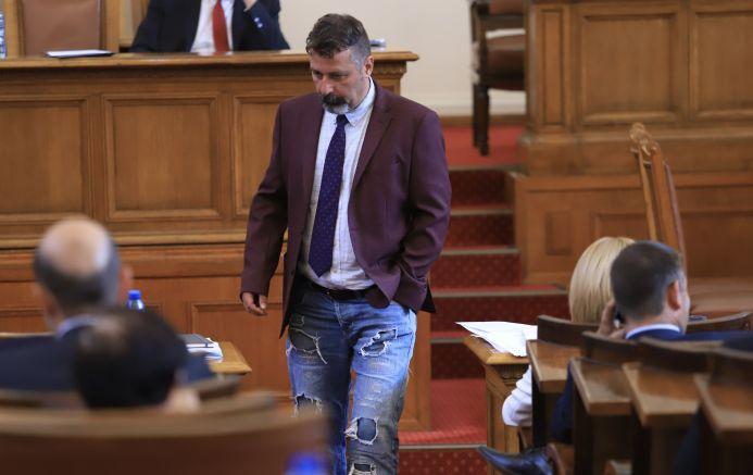 Филип Станев, снимка: БГНЕС