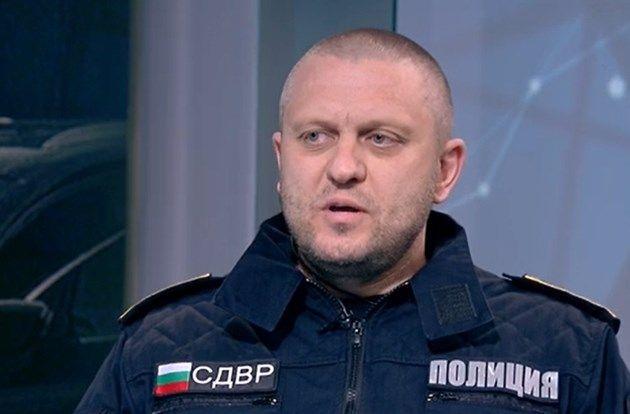 Старши комисар Георги Хаджиев