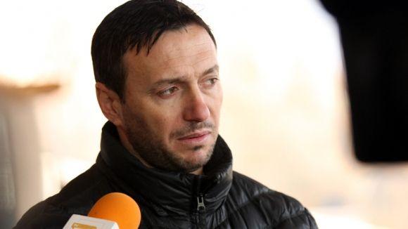 Бившият национал Георги Марков