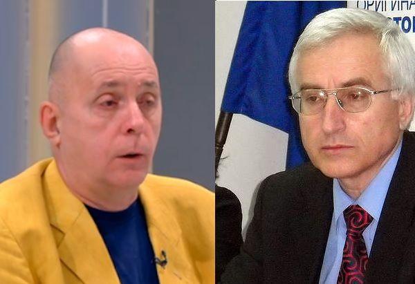 Георги Коритаров и Иван Генов