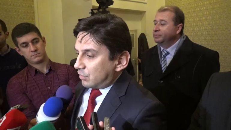 Зам.-председателят на ПГ на ДПС Халил Летифов