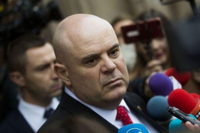 Иван Гешев, ВСС, главен прокурор, освобождаване