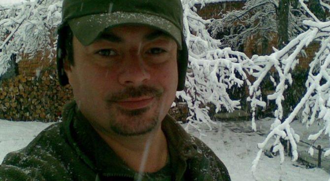 Иван Ласкин. Снимка: Фейсбук