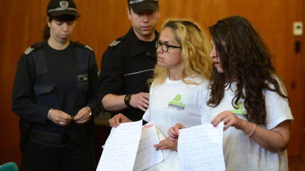 Десислава Иванчева и Биляна Петрова