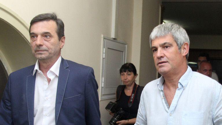 Пламен Димитров и Димитър Манолов