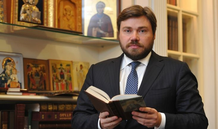 Константин Малофеев