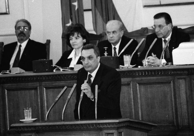 Иван Костов обявява курс към национално съгласие